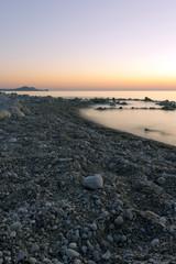 Sunrise at Rhodes Beach