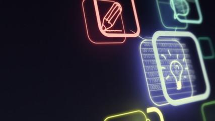 Building an App Concept Animation
