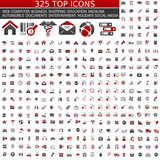 325 red Icons