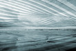 Monochrome abstract 3d wave stripes sea background