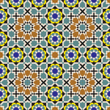 Fez Arab Seamless Pattern poster