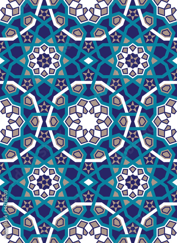 Safi Seamless Pattern