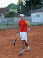 Tennis player