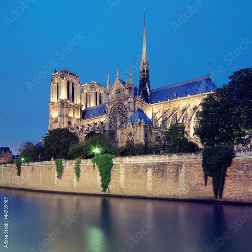 Notre Dame, Paryż - Francja