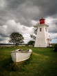 Lighthouse, Prince Edward Island, Canada