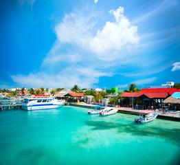 Mexico. Isla Mujeres,Cancun