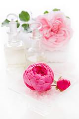 Duft von frischen Rosen