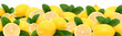 Zitrusrausch in der gelben Form