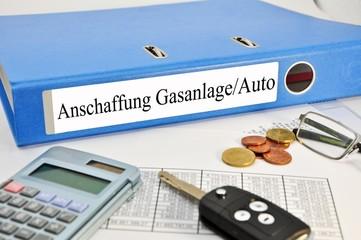 Anschaffung Gasanlage Auto