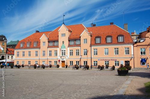 Karlskrona, Stortorget, the main square