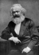 canvas print picture - Karl Marx