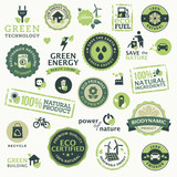 Fototapety Green technology