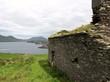 Steinruine in Irland