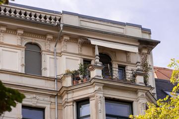 dekorative Fassade