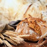 Fototapety Freshly baked traditional bread