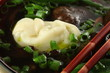 Wonton dumpling