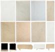 Leinwandbild Motiv Paper textures background