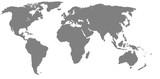 Fototapety High quality world map