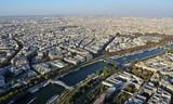 Paryż z wieży Eiffla