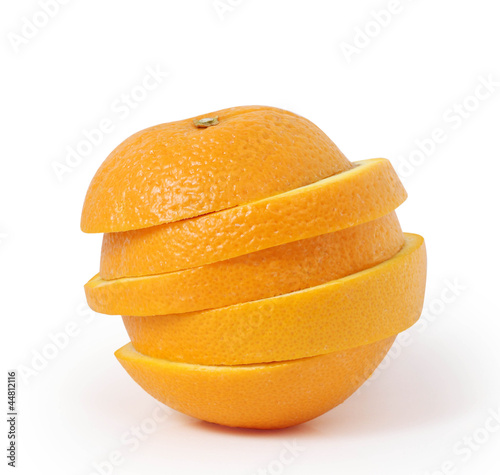 orange slices juice