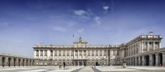 Madrid Palais Royal