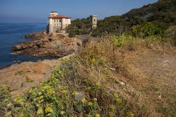 Boccale castle - Tuscany