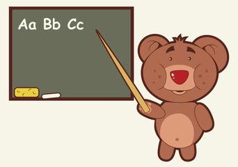 Good Bear scientist