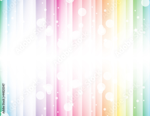 Abstract background of the rainbow