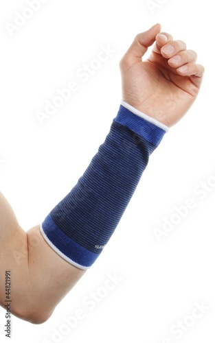 medical bandage, arm support