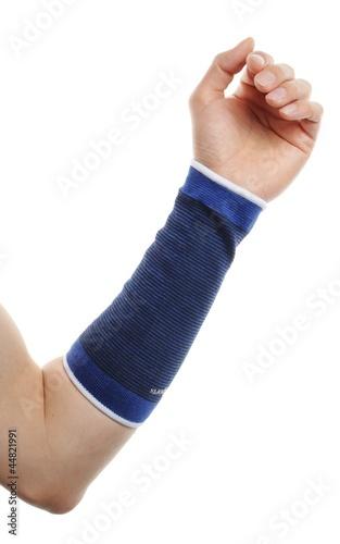 medical bandage, arm support