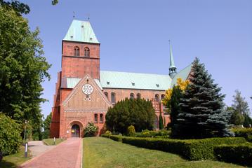 Ratzeburger Dom, Domhof, Schleswig-Holstein, Ratzeburg