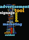 marketing tool concept