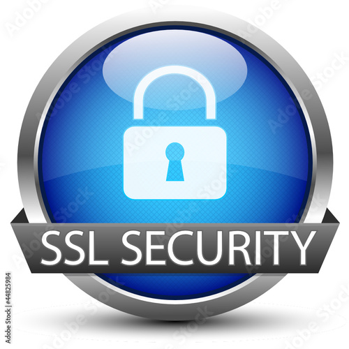 SSL Security Button