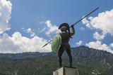 Leonidas statue, Thermopylae, Greece - 44826998