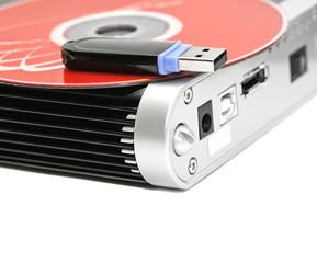 hard disk, flash memory and computer disk