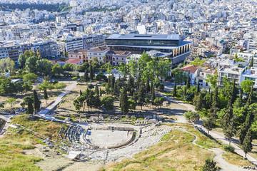 new Acropolis Museum,Athens,Greece