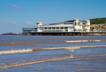 Weston-super-Mare Somerset England