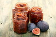 Jam of figs.