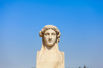 Herm scultpure from the panathenaic stadium in Athens
