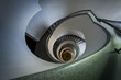 Modern spiral staircase