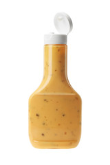 Bottle of Thousand Island Salad Dressing