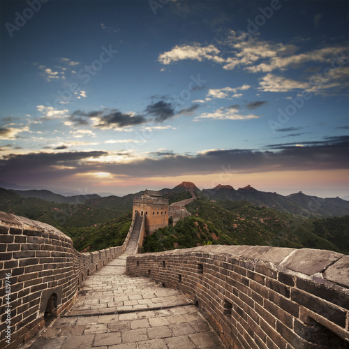 Aluminium Chinese Muur greatwall