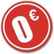 étiquette 0 €