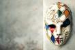 Venetian mask - 44846515