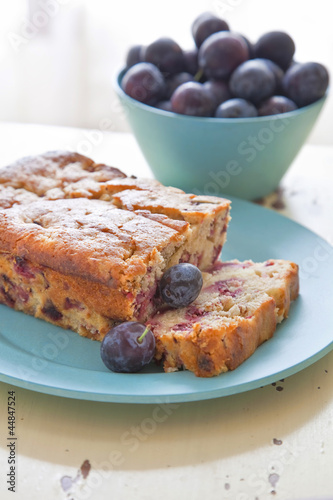 Plums and Plumcake
