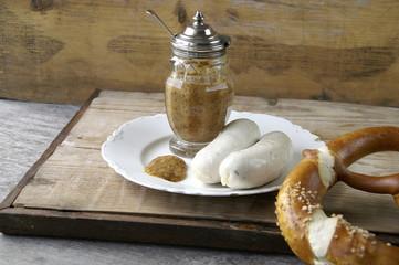 Weißwurstfrühstück