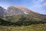 Mount Montasio, Friuli Venezia Giulia, Italy, poster