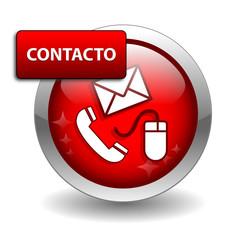 "Botón Web ""CONTACTO"" (servicio al cliente contáctenos llámenos)"