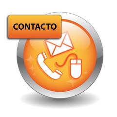 """Botón Web """"CONTACTO"""" (ayuda servicio al cliente contáctenos)"""
