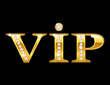 Vip golden card